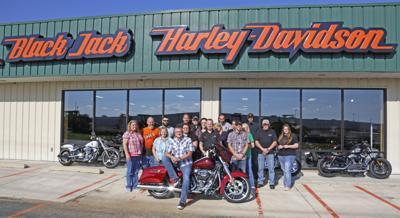 Harley-Davidson dealership building new facility on Alex Lee