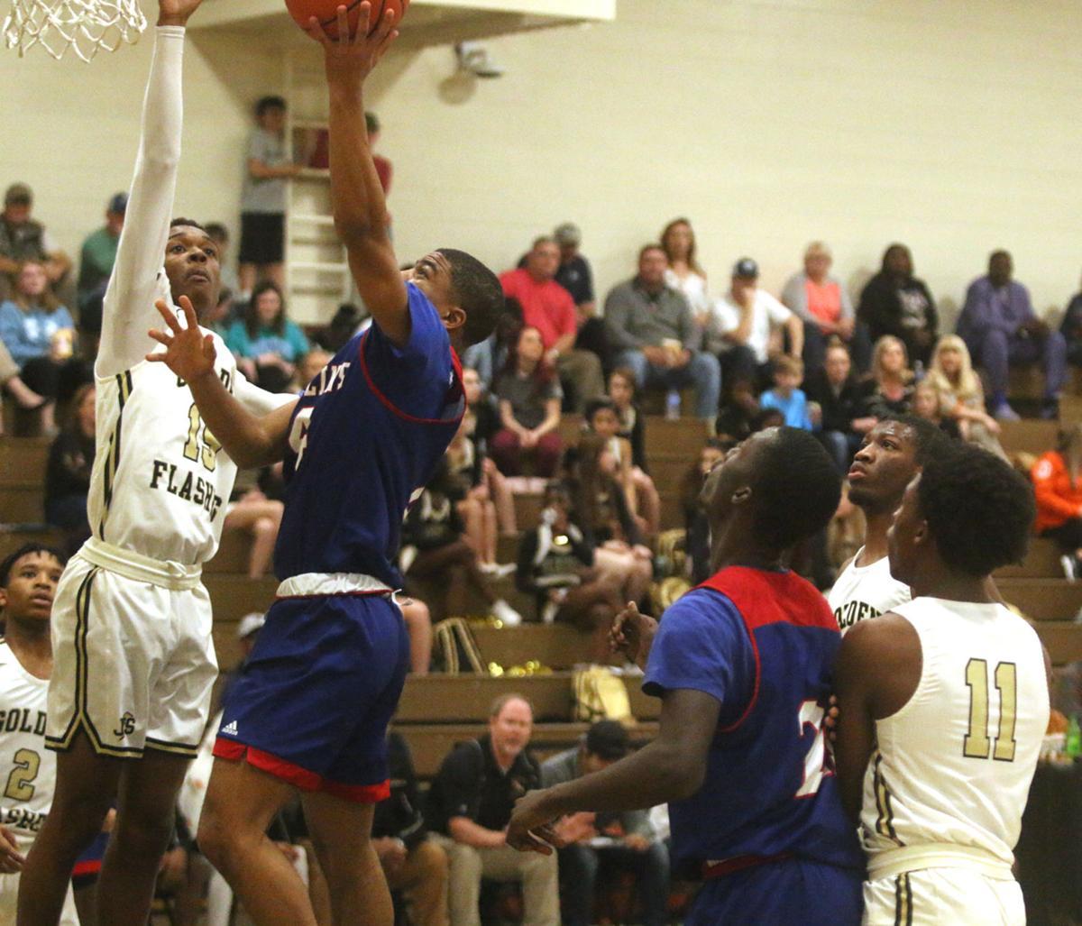 Mullins vs. Johnsonville Boys Basketball