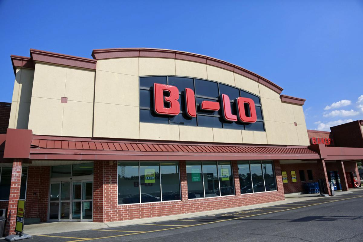 Bi Lo Closing Store On West Palmetto Street In Florence Business