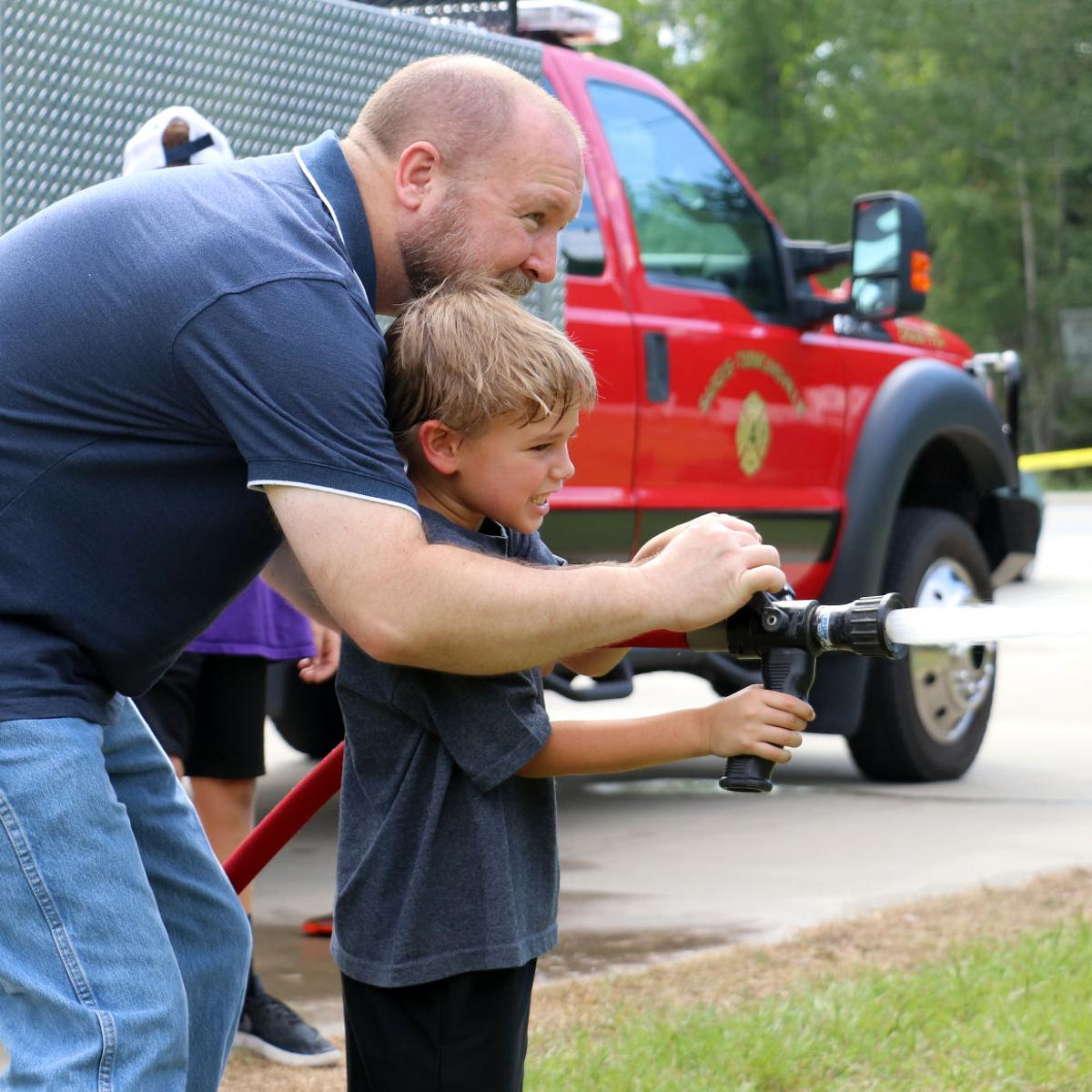 Fun and safety lessons on tap at Sardis-Timmonsville Fire