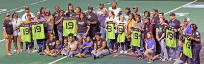 Havoc honors families of Florence 7