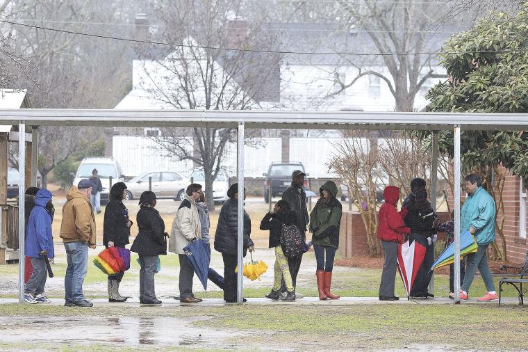 Briggs Elementary, Pre-Storm 1