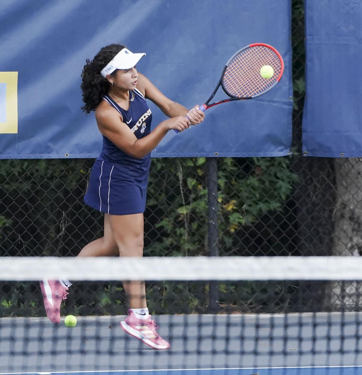 South Florence vs. Hartsville girls tennis match