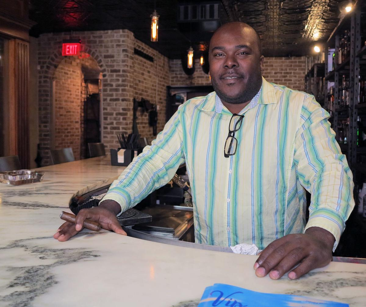 New cigar lounge opens in downtown Florence on Dargan Street