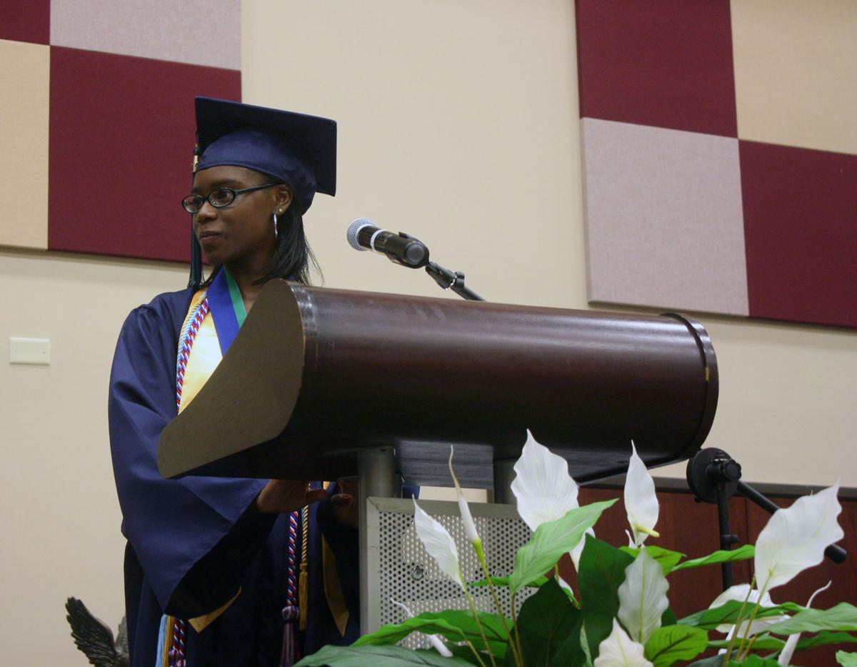 Mayo graduation
