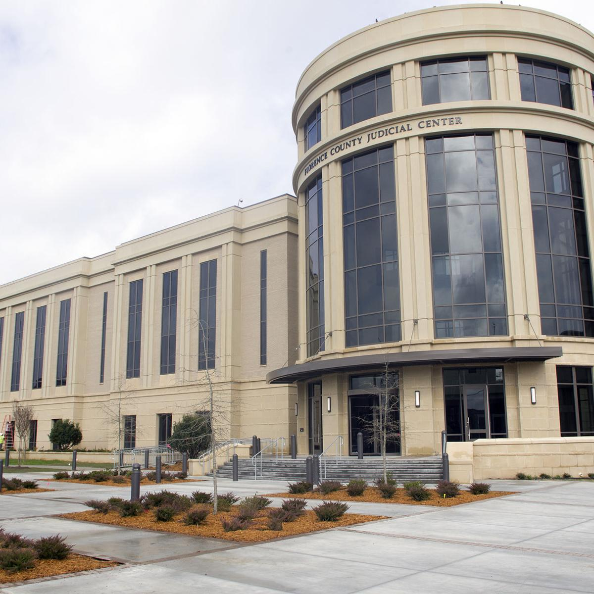 Florence County Judicial Center To Open