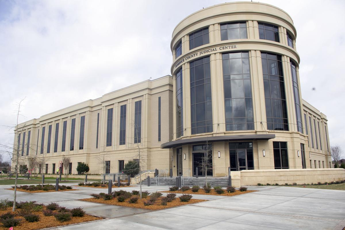Florence County Judicial Center To Open Monday Local