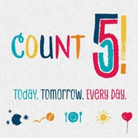 Count Five Challenge