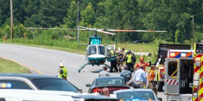 Deputy Crash