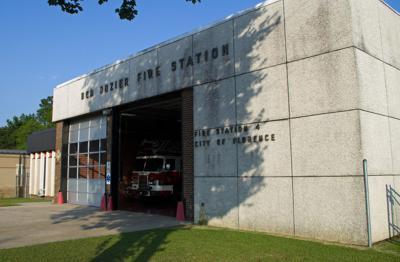 Ben Dozier Fire Station