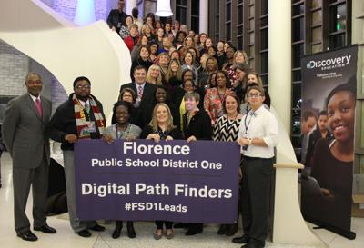 Florence One launches Discovery Education partnership