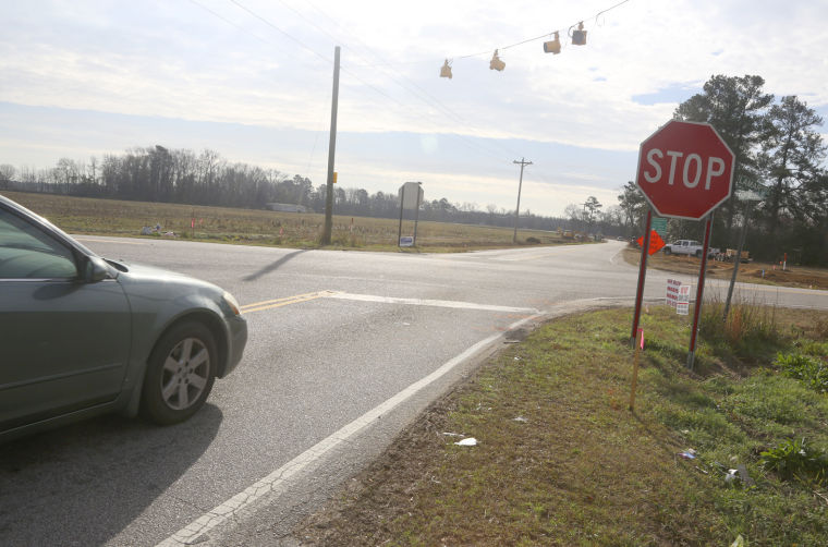 US-401 and Hoffmeyer Road | News | scnow com