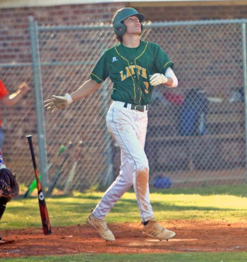 Dylan Brewer 2019 baseball player of year