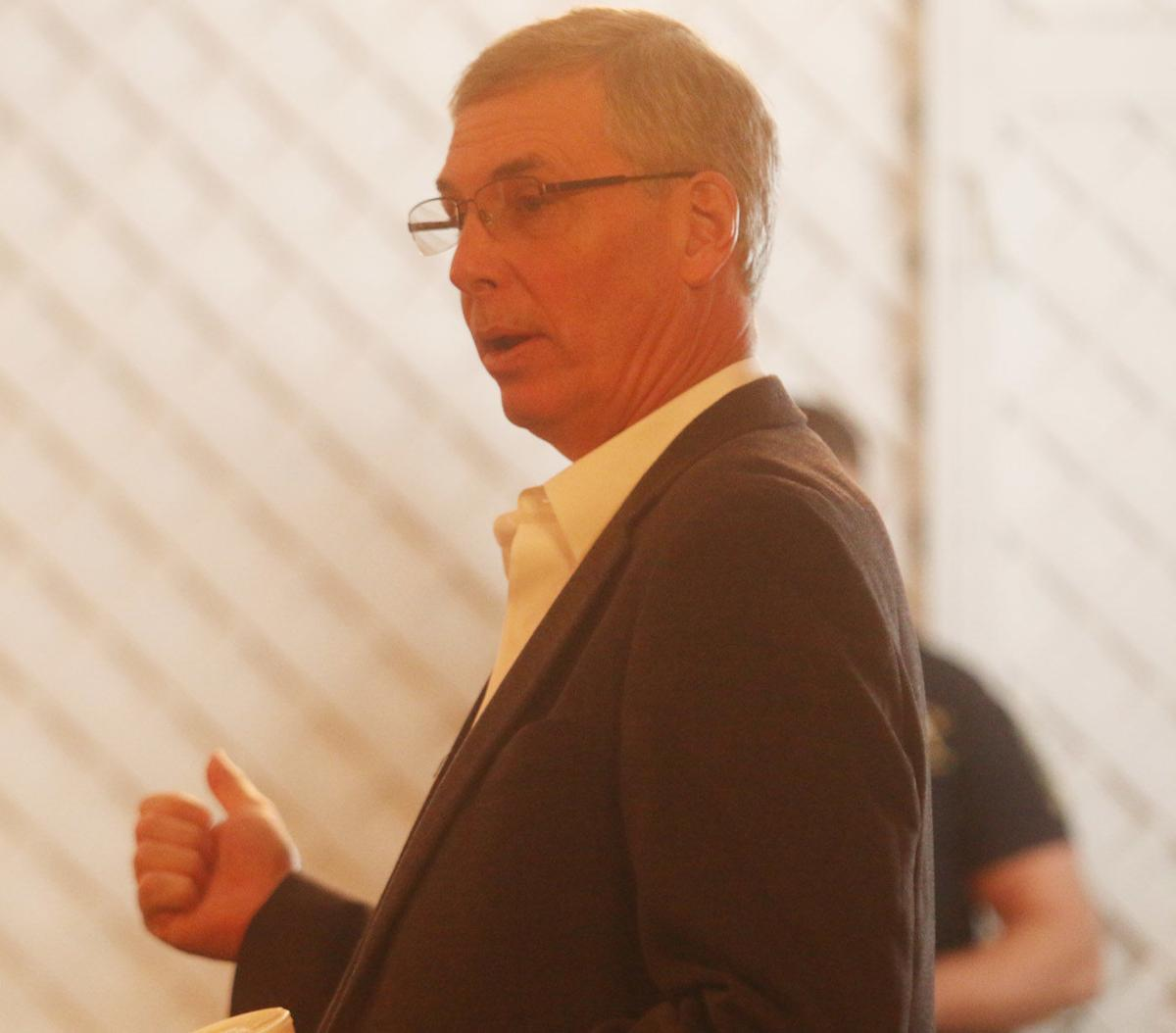 Congressman Tom Rice visits Marion County