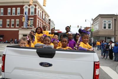 Wilson Homecoming Parade