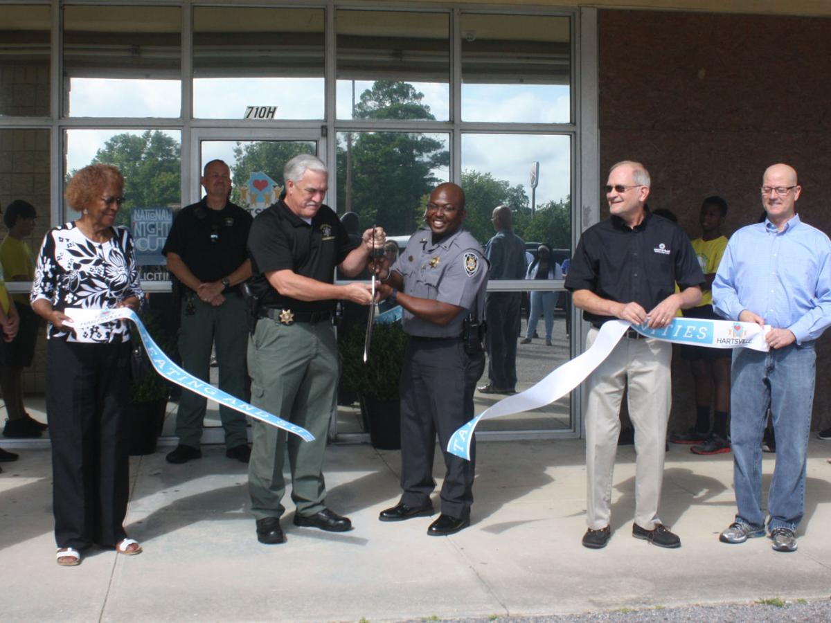 Storefront Location Creates Higher Visibility For Hartsville Police  Department