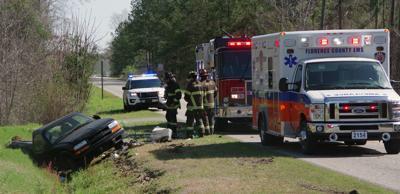 National Cemetery Road Crash