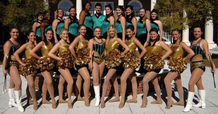 Coastal carolina university opens auditions for twirlers and dance coastal carolina university opens auditions for twirlers and dance team sciox Gallery