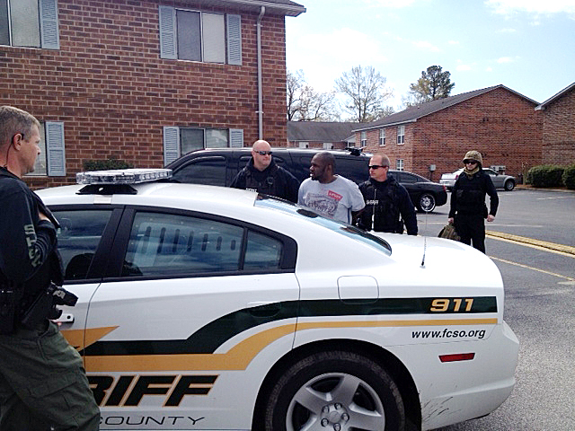 Charlotte Murder Suspect Arrested By Florence County Swat Team