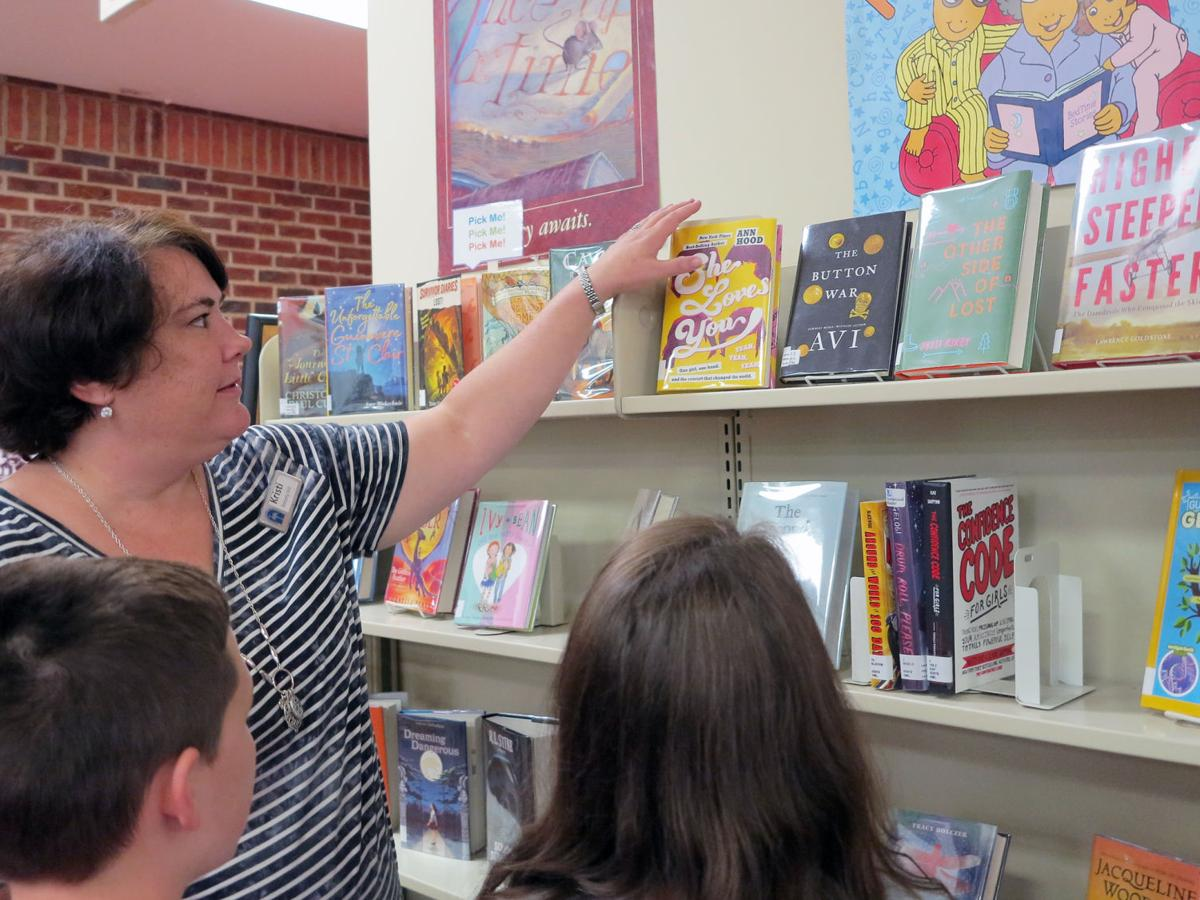 'I fell into this and fell in love': Jeffords returns as new children's librarian at Hartsville Memorial Library
