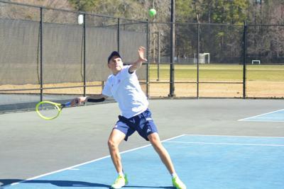 FMU vs. Coker Tennis