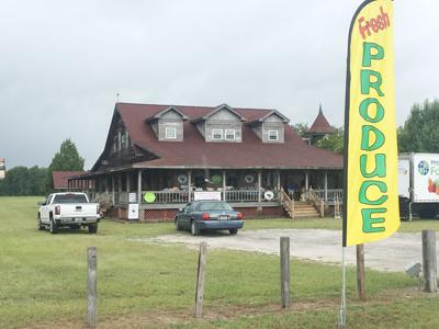 Pee Dee Grower's Market is open for business