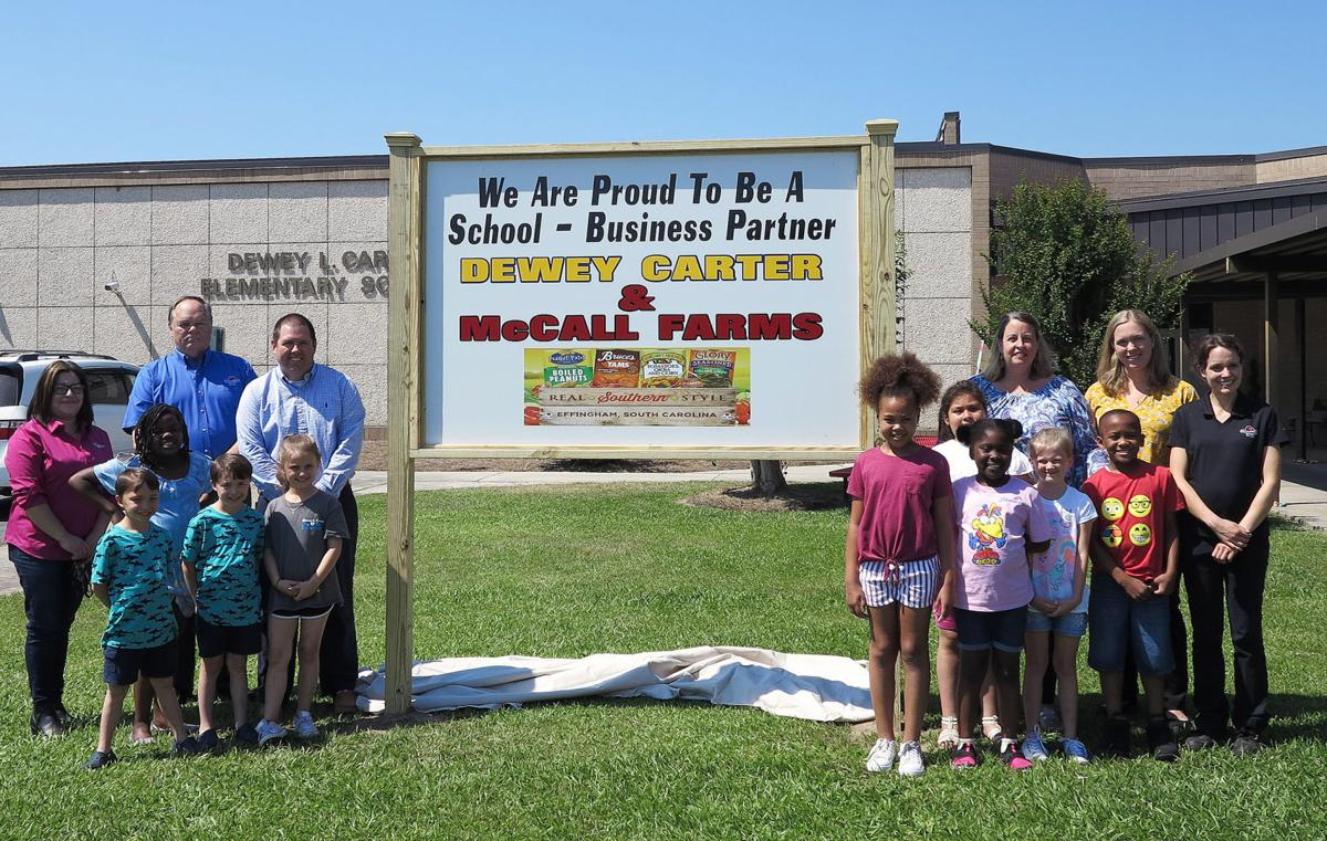 Dewey L Carter Elementary School