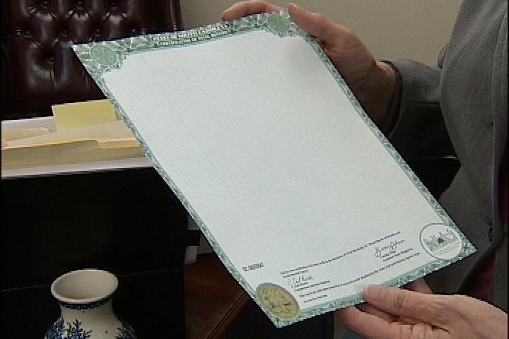 florence south carolina birth certificate