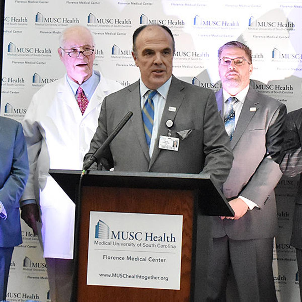 MUSC Health completes purchase of Carolinas Hospital System