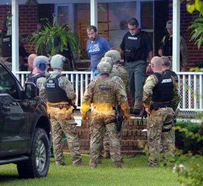 Johnsonville Drug Raids