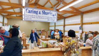 Caring & Sharing