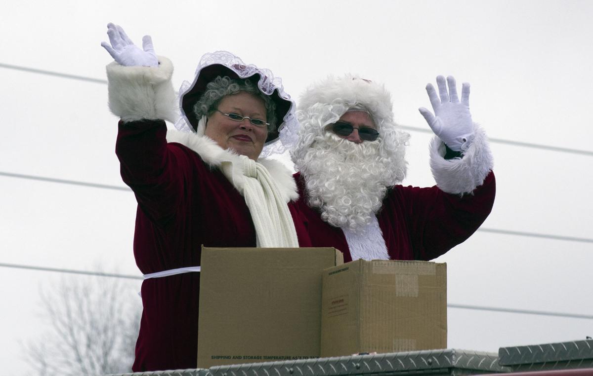 Salem Mo Christmas Parade 2021 Pamplico Christmas Parade A Go For Saturday Local News Scnow Com