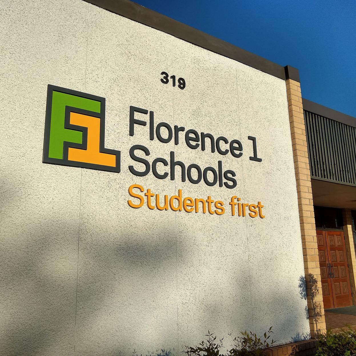 Florence One Schools offers free meals at seven schools for