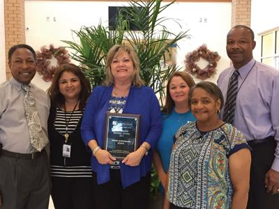 Moore Intermediate receives national school award