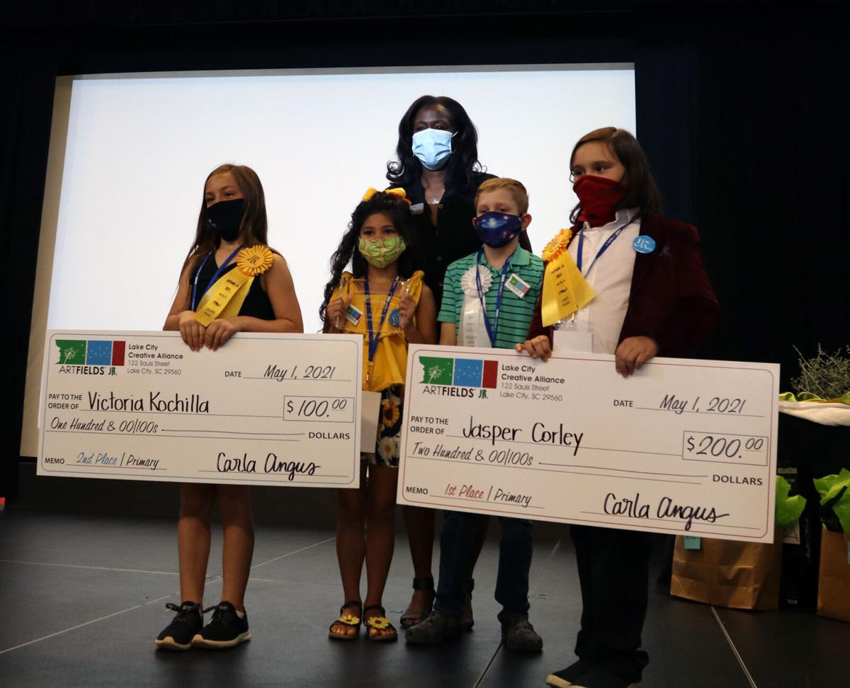 ArtFields Jr. competition winners announced on Saturday