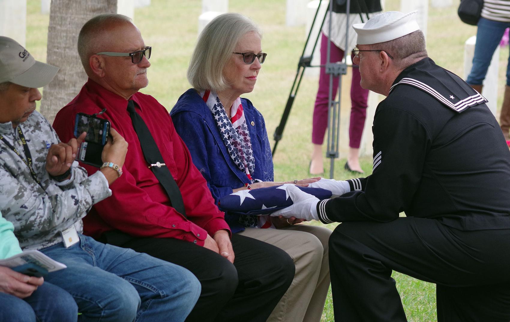 Florence Veterans Honor Guard Saturday conducts annual Veterans Memorial Tribute