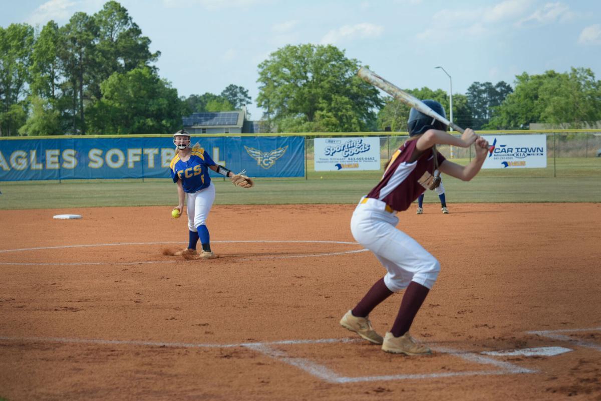 Florence Christian vs Dillon Christian Softball