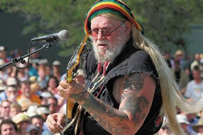 Country Outlaw David Allan Coe To Perform At Florence Civic Center