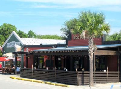 Go For The Food Sullivans Island Offers Change Of Pace Food