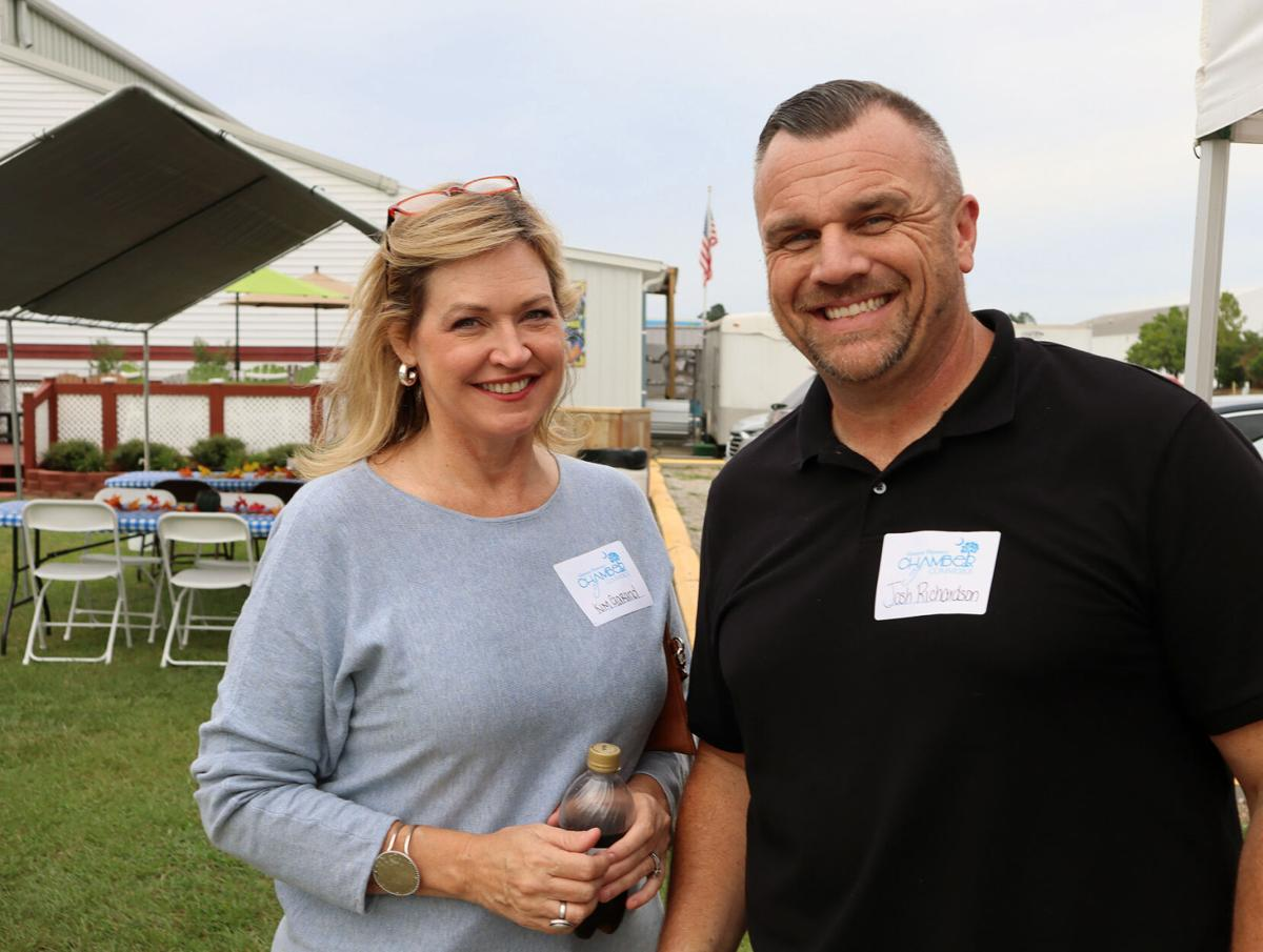 Pee Dee State Farmers Market hosts chamber's Business After Hours