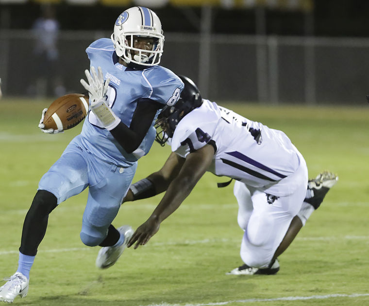 South Florence's Hines always a threat to score on special ...
