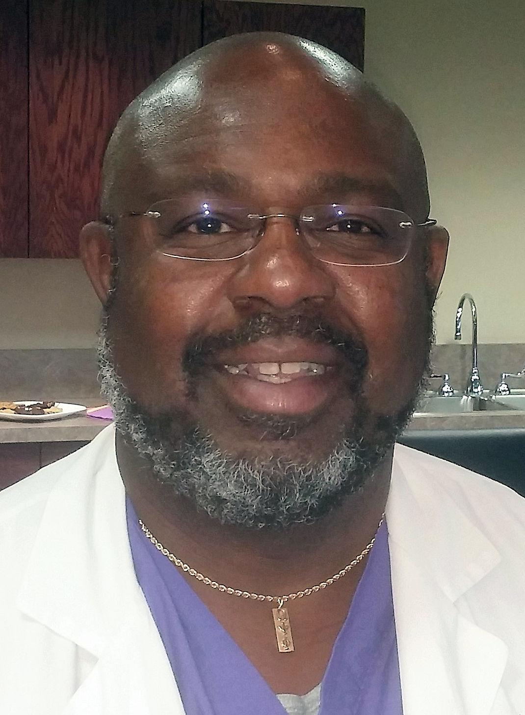 Dr. Leroy Robinson