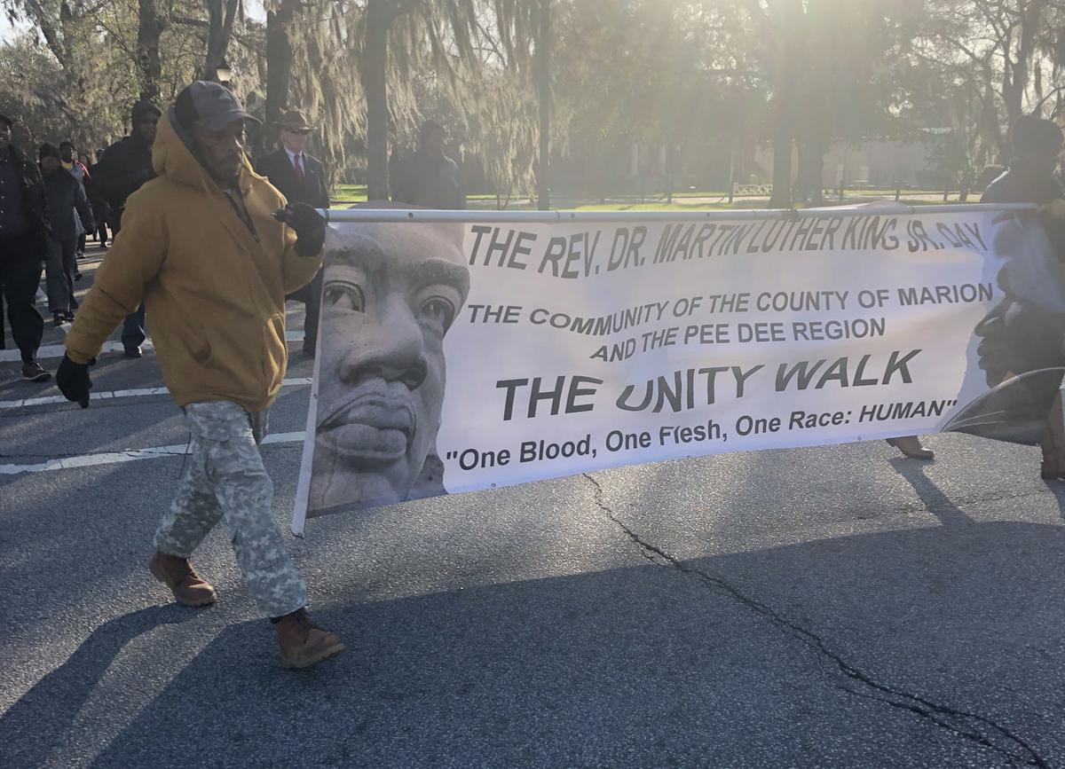 Marion County Celebrates MLK Day