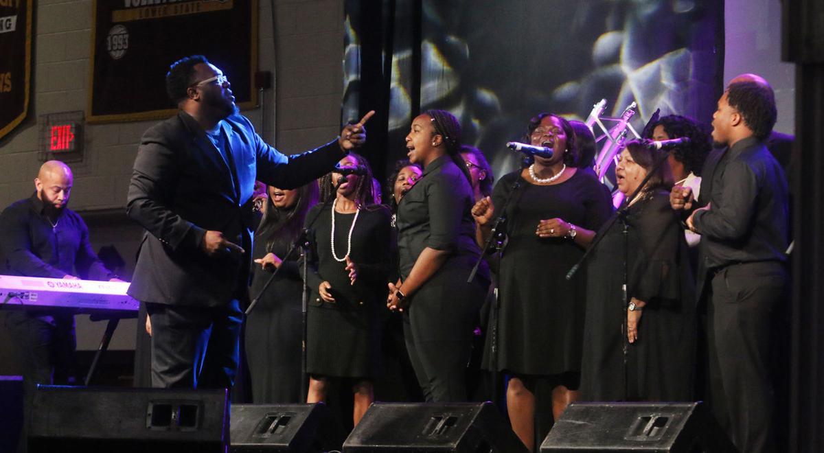 WJAY gospel station presents concert | Featured | scnow com