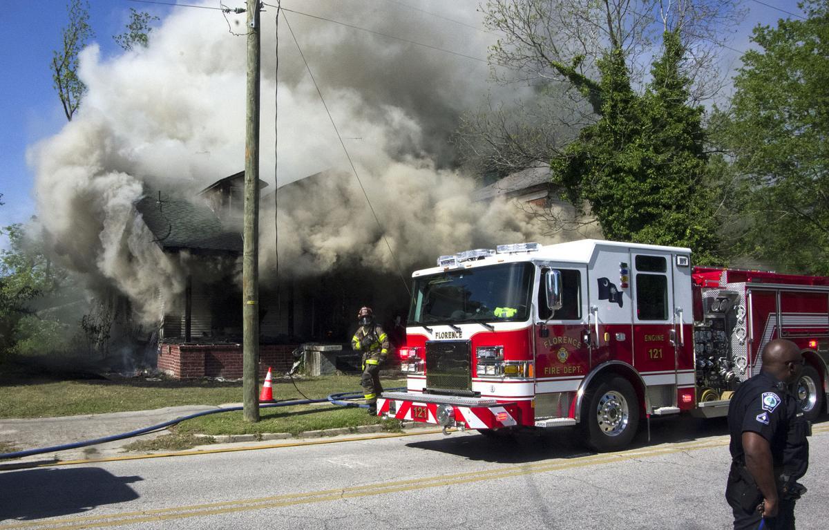 Pine Street Fire