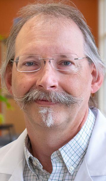 HopeHealth rheumatologist Jay Harrell Docherty, MD