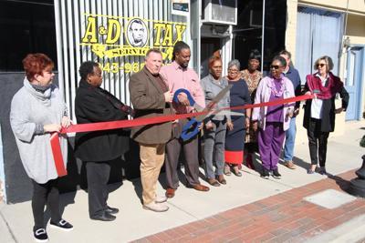 A&D Tax Services LLC ribbon-cutting