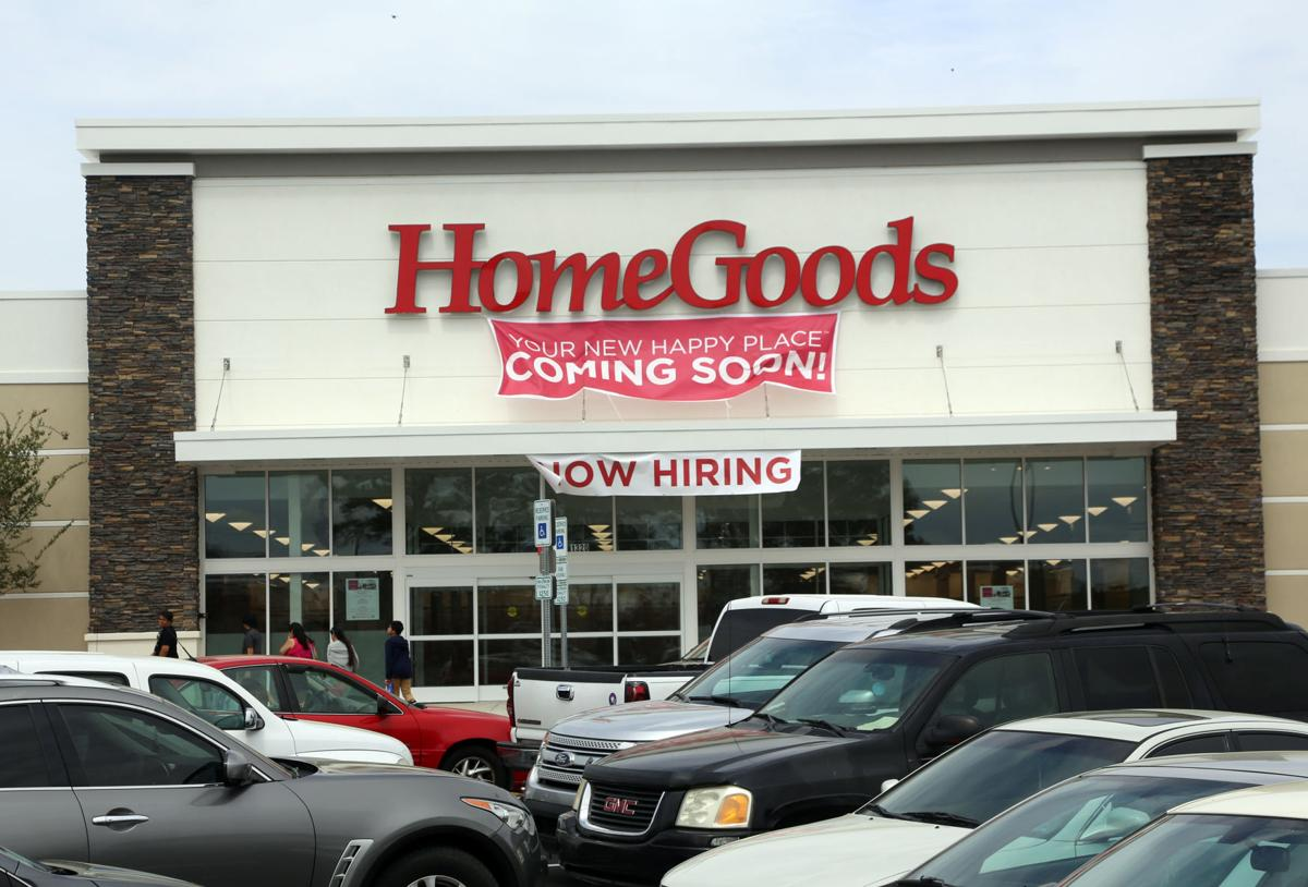 Homegoods sets opening date in florence business for Home goode