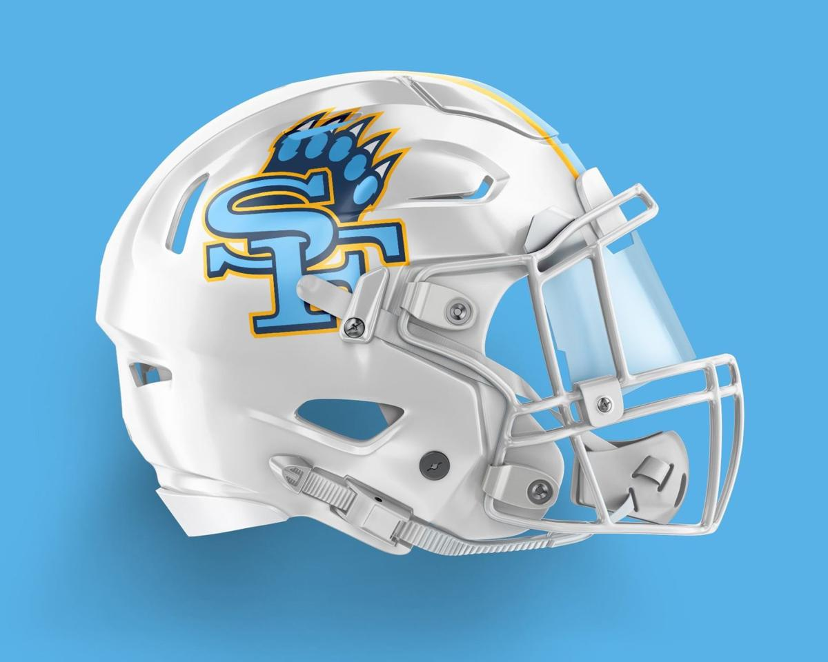 South Florence helmet SF