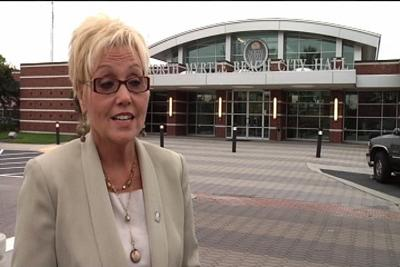 North Myrtle Beach Mayor Reacts To Rally Crowd Local News Scnow Com